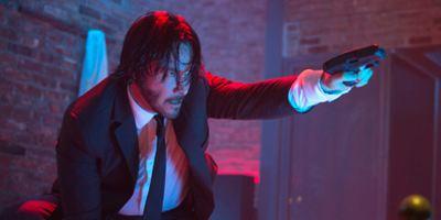 """Düsterer neuer Trailer zum Action-Thriller """"John Wick"""" mit Keanu Reeves"""