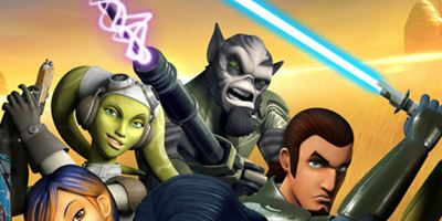 """Der Kampf gegen das Imperium geht weiter: """"Star Wars Rebels"""" bekommt eine zweite Staffel"""
