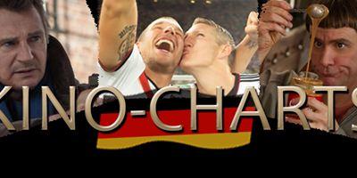 Kinocharts Deutschland: Die Top 10 des Wochenendes (13. bis 16. November 2014)