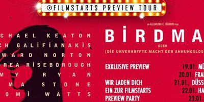 """falmouthhistoricalsociety.org-Preview-Club: Wir laden euch ein, mit uns """"Birdman"""" als Vorpremiere anzuschauen!"""