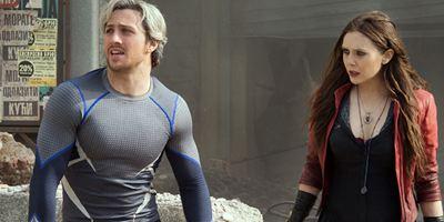 """Comic-Prequel zu """"The Avengers 2"""" enthüllt: So entstehen Quicksilver und Scarlet Witch"""