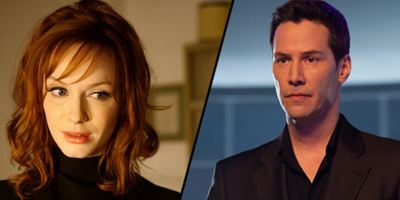 """""""The Neon Demon"""": Keanu Reeves und Christina Hendricks im neuen Horrorfilm von Nicolas Winding Refn"""