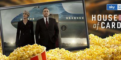 """Unser Sky-Serien-Highlight im Februar: """"House of Cards"""""""