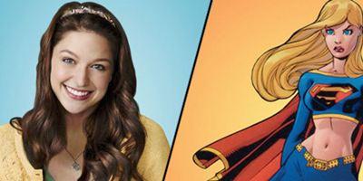 """Hier kommt """"Supergirl"""": Erste Bilder mit Hauptdarstellerin Melissa Benoist im Kostüm"""