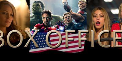 Kinocharts USA: Die Top 10 des Wochenendes (8. bis 10. Mai 2015)