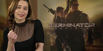 """Pumping Feels Like Cumming"": Die Stars aus ""Terminator: Genisys"" verraten uns ihre Lieblings-Schwarzenegger-Sprüche"
