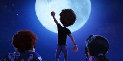 """Im Trailer zum Animationsabenteuer """"Capture The Flag"""" werden ein junger Surfer und seine Eidechse zu Astronauten"""