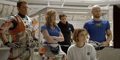 """Zum Start von """"Der Marsianer"""": Die zwölf besten Raumfahrt-Filme"""