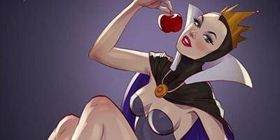 Instagram-Galerie: Ursula, Maleficent und weitere Disney-Schurkinnen als Pin-ups