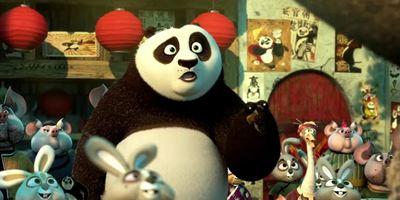"""Kampftraining mit trotteligen Bären im neuen Trailer zu """"Kung Fu Panda 3"""""""