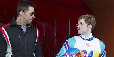 """Der schlechteste Skispringer der Geschichte: Hugh Jackman im ersten Trailer zu """"Eddie The Eagle"""""""