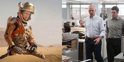 """Oscars 2016: """"Spotlight"""", """"Der Marsianer"""" und """"Steve Jobs"""" für WGA-Drehbuchpreis nominiert"""