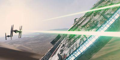 """Deutsche Kinocharts: """"Star Wars 7"""" führt weiter, """"The Revenant"""" mit starkem Einstieg"""
