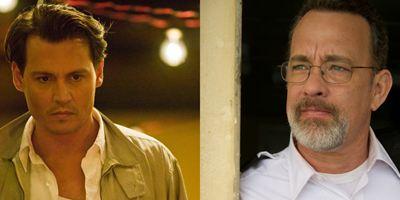 """Johnny Depp und Tom Hanks im Gespräch für Drogenkartell-Thriller """"Triple Frontier"""""""