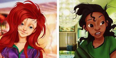 Der frühe Vogel kann mich mal: So sehen die Disney-Prinzessinnen nach dem Aufstehen aus