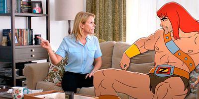 """He-Man als Seifenspenderverkäufer in der Kleinstadt: Erste Bilder zu """"Son Of Zorn"""", der neuen Serie der Macher von """"The LEGO Movie"""""""