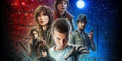 """""""Stranger Things"""" passieren, wenn """"Akte X"""" auf """"E.T."""" und """"Stand By Me"""" trifft: Premiere der Mysteryserie auf Netflix"""