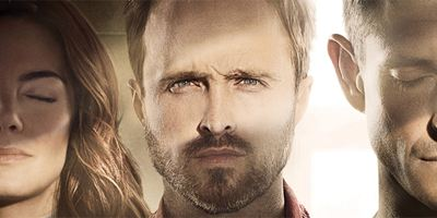 "In ""The Path"" legt sich ""Breaking Bad""-Star Aaron Paul ab heute auch bei Amazon mit Sektenführer Hugh Dancy an"
