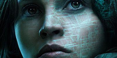 """""""Rogue One: A Star Wars Story"""": Auf schicken Figurenpostern überschatten die Pläne des Todessterns Felicity Jones und Co."""