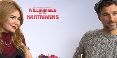"""""""Endlich macht man sich mal locker"""": Das FILMSTARTS-Interview zu """"Willkommen bei den Hartmanns"""" mit Palina Rojinski, Florian David Fitz, Senta Berger & Heiner Lauterbach"""