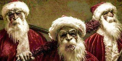 """Gruselige Weihnachtsmänner des Todes! Erster Trailer zu """"Good Tidings"""" stimmt auf die Feiertage ein"""