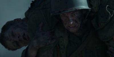 """Kriegsdienst schaffen ohne Waffen: Andrew Garfield im deutschen Trailer zu Mel Gibsons """"Hacksaw Ridge"""""""