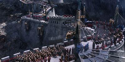 "Lang wie die Chinesische Mauer: 9-Minuten-Trailer zu Zhang Yimous ""The Great Wall"" mit Matt Damon"