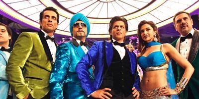 Andere Länder, andere Sitten: In indischen Kinos wird das Spielen der Nationalhymne zur Pflicht