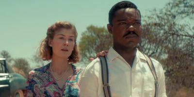 Film schwarzer mann aus weißen mädchen