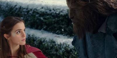 """""""Die Schöne und das Biest"""": Neuer TV-Spot mit Emma Watsons lieblichem Gesang und neues Poster"""
