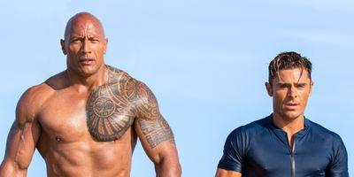 """""""Das ist Baywatch, du Pussy!"""": Neuer Trailer zum """"Baywatch""""-Kinofilm mit Dwayne Johnson und Zac Efron"""