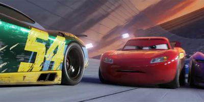 """""""Cars 3"""": Im neuer Trailer zum nächsten Pixar-Film zeigt Lightning McQueen, was er noch kann"""