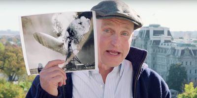 """""""Lost In London"""": Woody Harrelson lädt in neuem Trailer zu seinem Live-Kinofilm ein"""