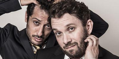 """Free-TV-Start der Comedyserie """"jerks"""": Christian Ulmen und Fahri Yardim ganz privat"""