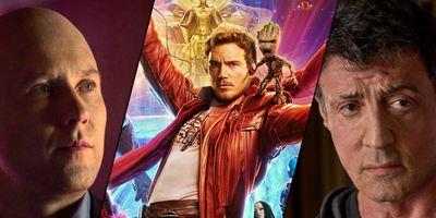 """""""Guardians Of The Galaxy Vol. 2"""": Sylvester Stallone und """"Smallville""""-Bösewicht Michael Rosenbaum spielen wichtige Marvel-Figuren"""