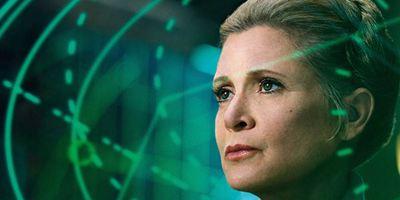 """Kein weiterer Auftritt nach """"Star Wars 8: Die letzten Jedi"""": Carrie Fisher doch nicht in """"Star Wars 9"""""""