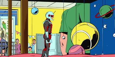 """""""Ant-Man"""": Animierter Held auf ersten Bildern zur Kurzfilm-Serie"""