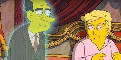 """125 Tage im Amt: """"Die Simpsons"""" verarschen erneut Donald Trump"""