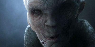 """Weiterhin ein Rätsel: In """"Star Wars 8: Die letzten Jedi"""" gibt es keine Details zu Snokes Identität"""