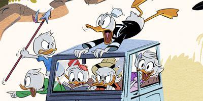 """Große Bildergalerie zu """"DuckTales"""": So sehen die Figuren in der Neuauflage der Kult-Serie aus"""