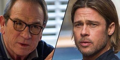 """Oscarpreisträger Tommy Lee Jones sucht in """"Ad Astra"""" mit Brad Pitt nach außerirdischem Leben"""