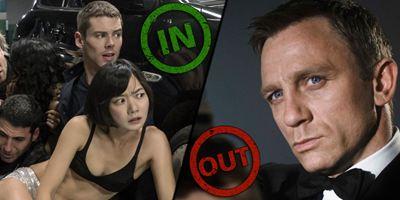 """Die INs & OUTs der Woche mit dem """"Sense8""""-Comeback und James Bond im """"Avengers""""-Stil"""