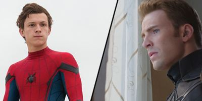 """Spider-Man: Homecoming 2"": Tom Holland wünscht sich Captain America als Mentor für Peter Parker"