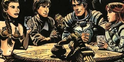 """7 Hinweise: Wie George Lucas sich für """"Star Wars"""" von der """"Valerian""""-Comicvorlage inspirieren ließ"""