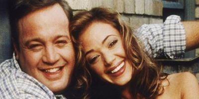 """""""Kevin Can Wait"""": Leah Remini freut sich auf Reunion-Bild mit Kevin James über die erste Drehwoche der 2. Staffel"""