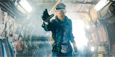 "Deutscher Trailer zu Steven Spielbergs ""Ready Player One"": Tye Sheridan im virtuellen Popkultur-Paradies"