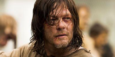 """Ein Wolfswelpe bei Sonnenuntergang? So stellt sich Norman Reedus sein """"The Walking Dead""""-Ende vor"""