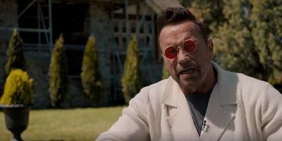 """Alle wollen den Terminator töten: Arnold Schwarzenegger im ersten Trailer zur Action-Komödie """"Killing Gunther"""""""
