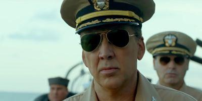 """Im deutschen Trailer zu """"USS Indianapolis: Men Of Courage"""" kämpft Nicolas Cage gegen Japaner und Haie"""
