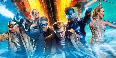 """""""Legends Of Tomorrow"""": Julius Caesar im neuen Trailer zur 3. Staffel der Superhelden-Serie"""